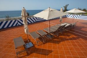 Solarium - Corallium Beach by Lopesan Hotels