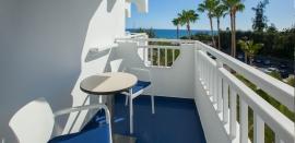 Habitación Doble Estándar Vista Terraza - Corallium Beach