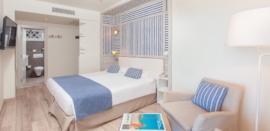 Habitación Doble Estándar Vista - Corallium Beach